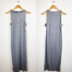 H&M Cut Out Midi Dress